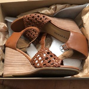 Lucky brand wedges BRAND NEW